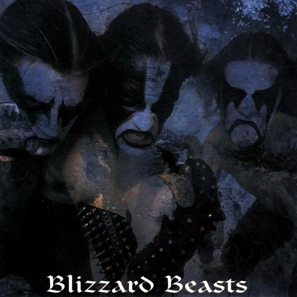 Immortal - Blizzard Beasts (1997) Cover