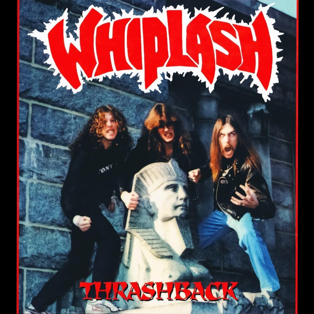 Whiplash - Thrashback (1998) Cover
