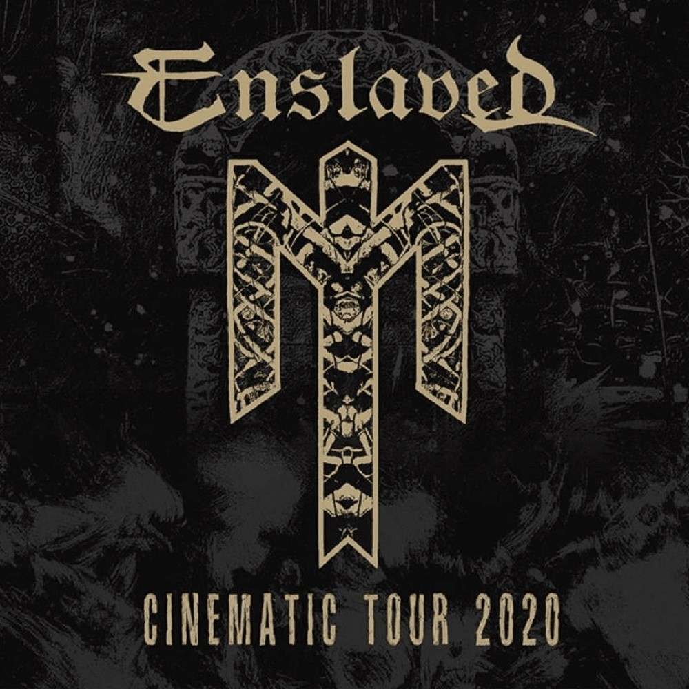 Enslaved - Cinematic Tour 2020 (2021) Cover