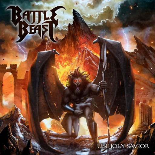 Battle Beast - Unholy Savior 2015