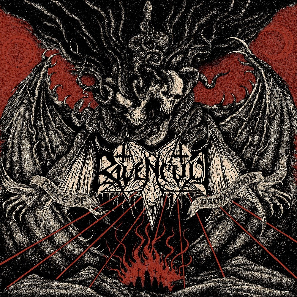 Ravencult - Force of Profanation (2016) Cover