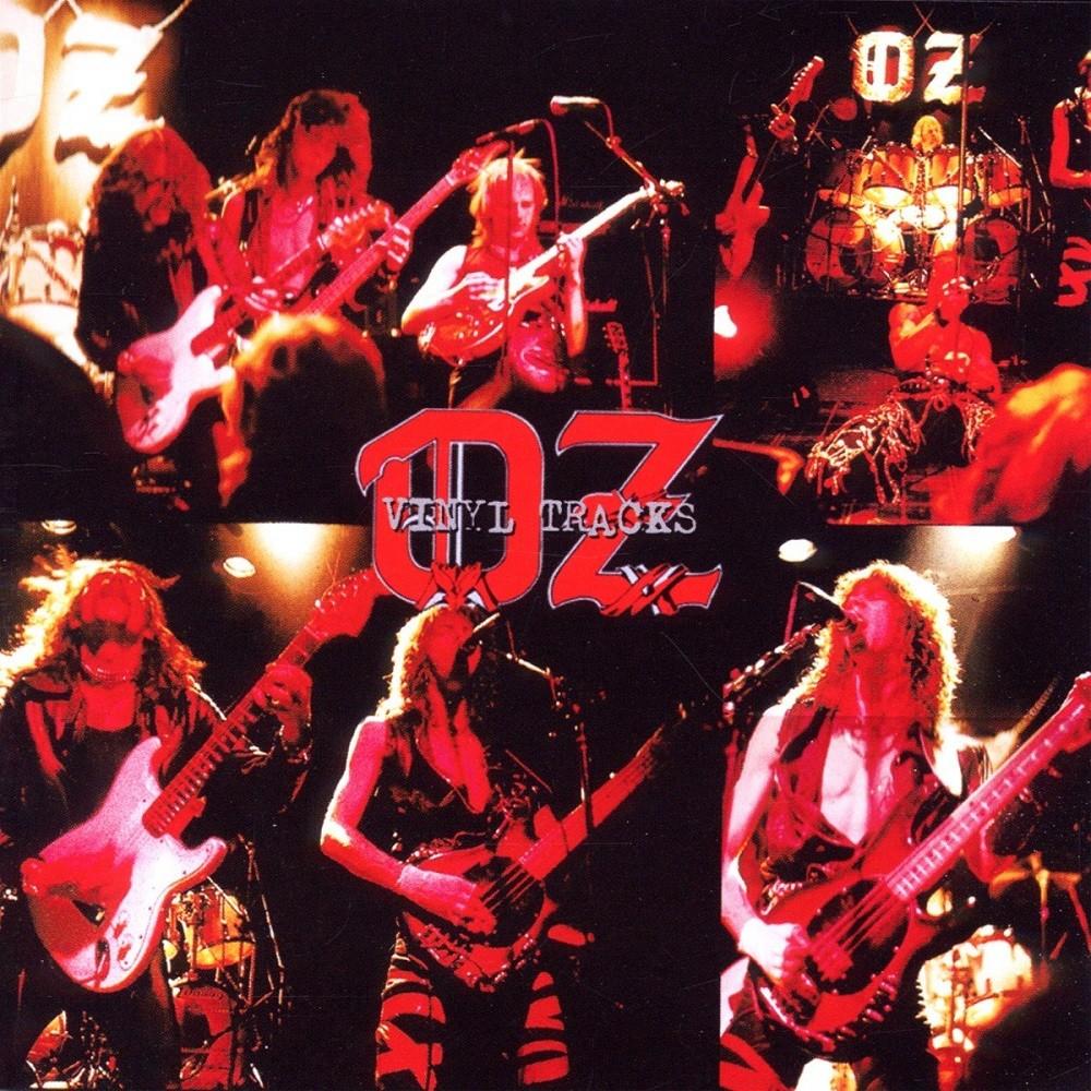 Oz - Vinyl Tracks (2012) Cover