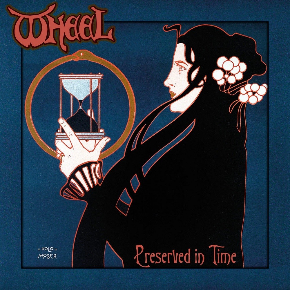 Wheel (GER) - Preserved in Time (2021) Cover