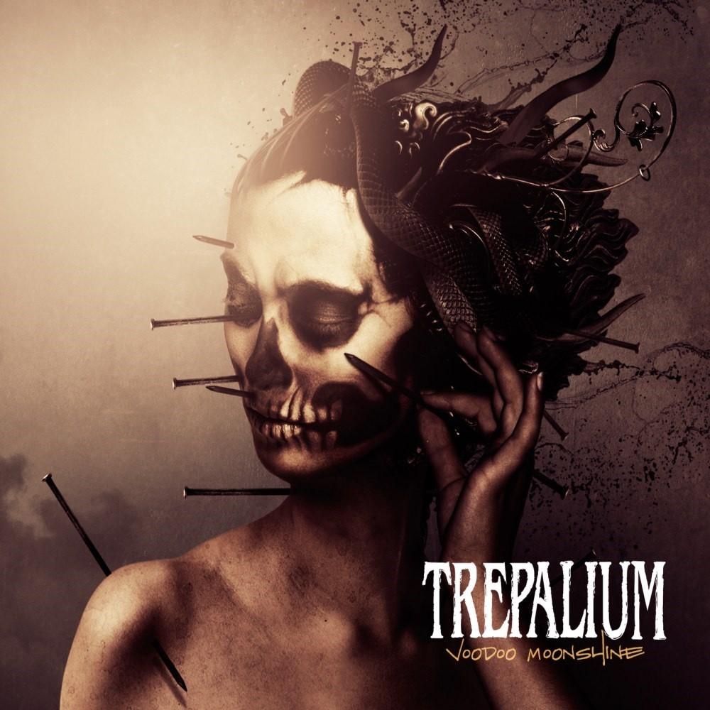 Trepalium - Voodoo Moonshine (2014) Cover
