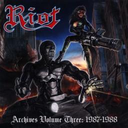 Archives Volume 3: 1987-1988