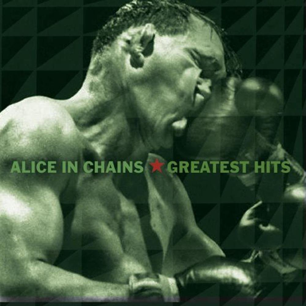 Alice in Chains - Greatest Hits (2001) Cover
