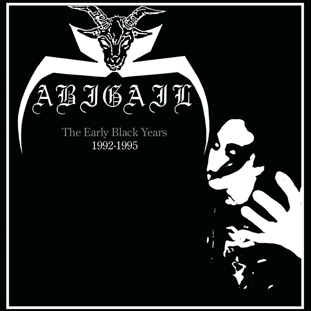 Abigail - The Early Black Years 1992-1995 (2007) Cover