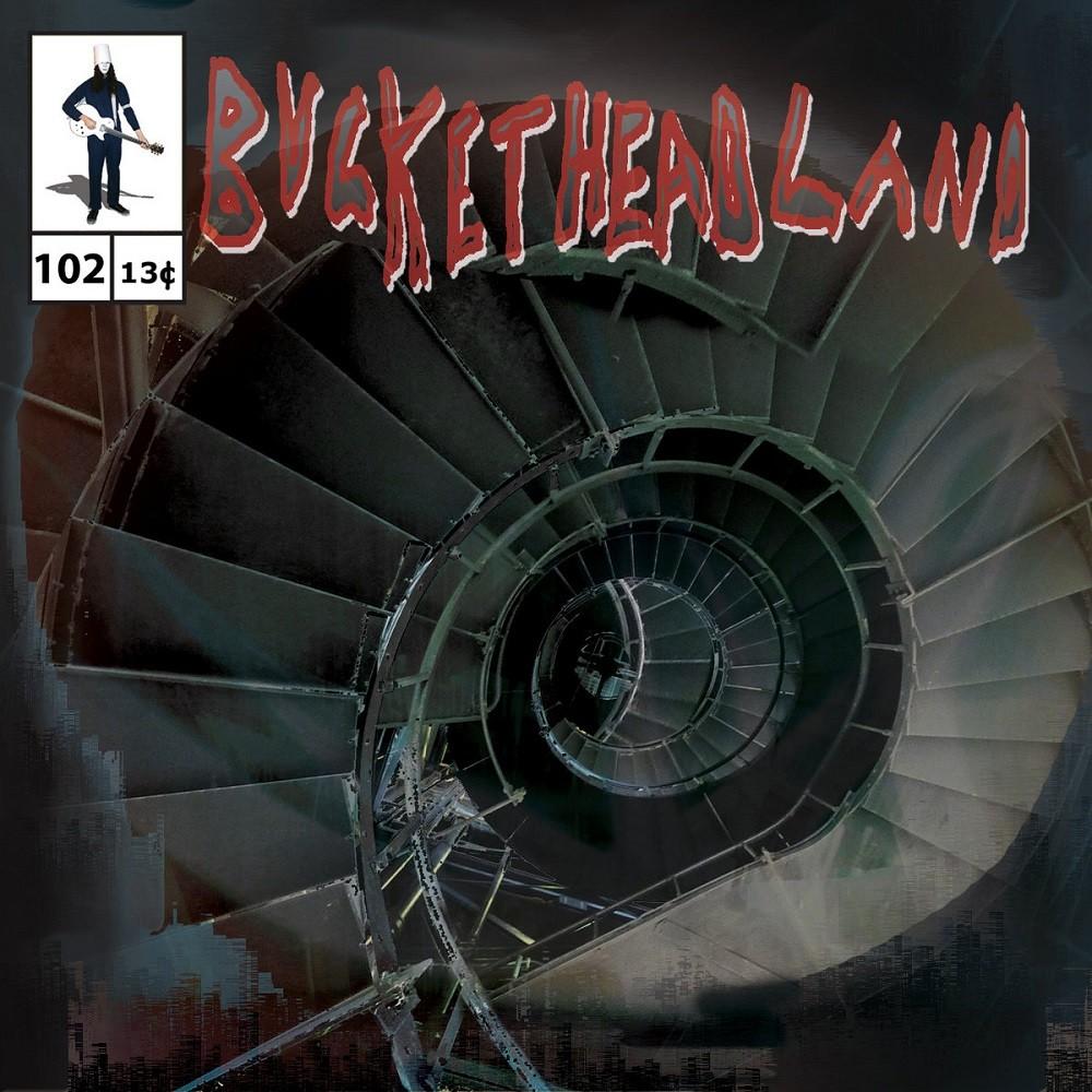 Buckethead - Pike 102 - Sideway Streets (2015) Cover