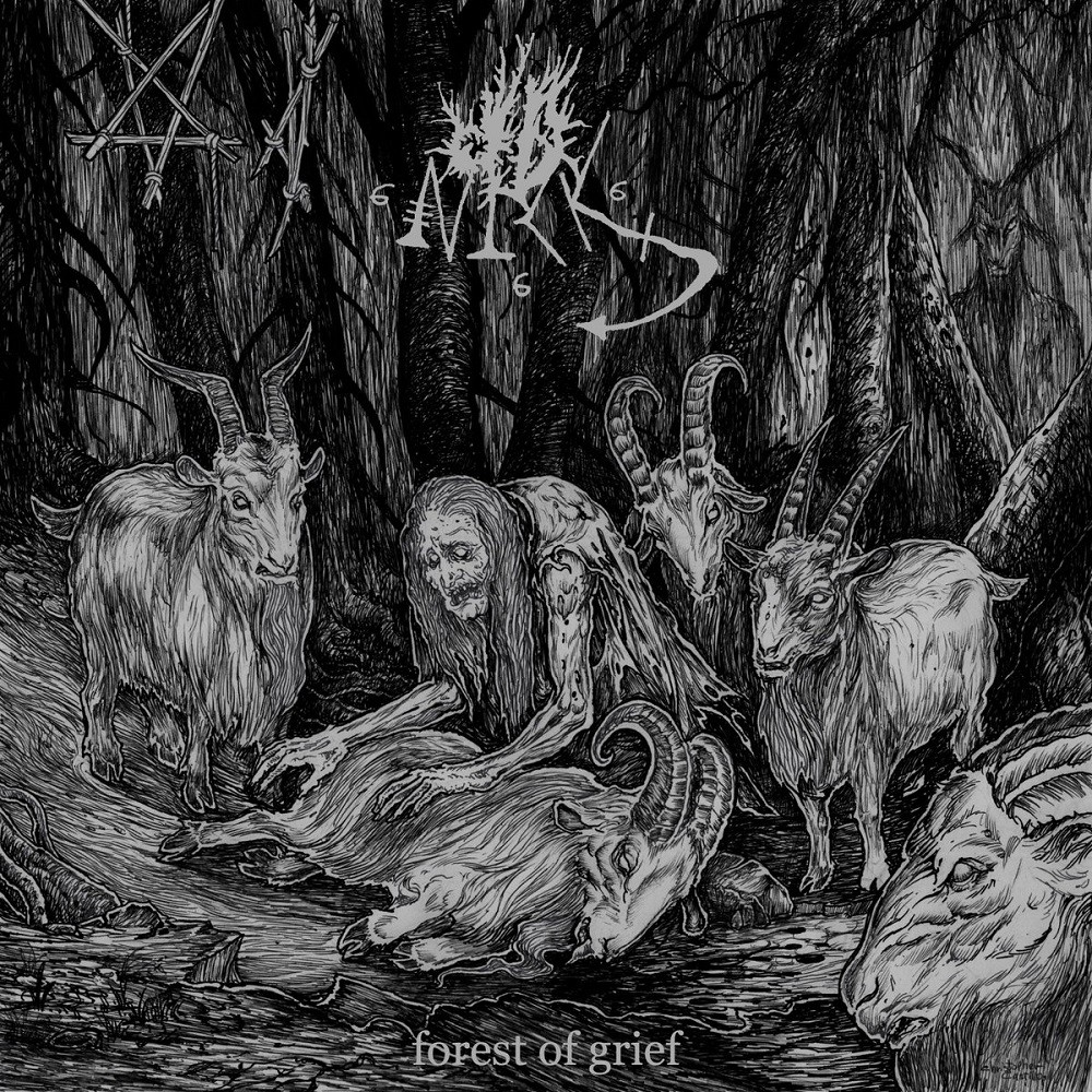 Old Nick - Forest of Grief (2020) Cover