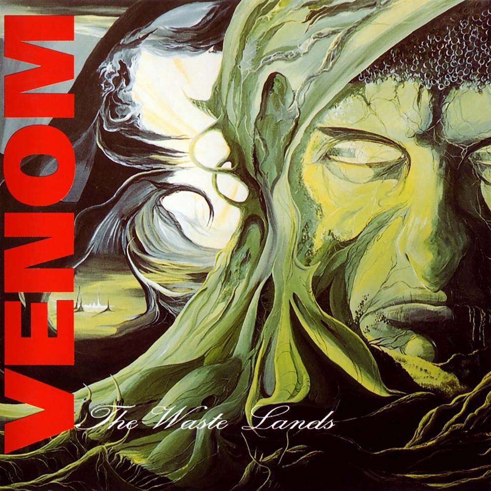 Venom - The Waste Lands (1992) Cover