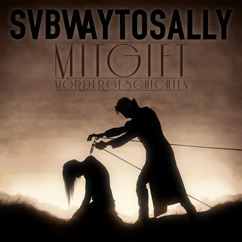 Subway to Sally - Mitgift (2014) Cover
