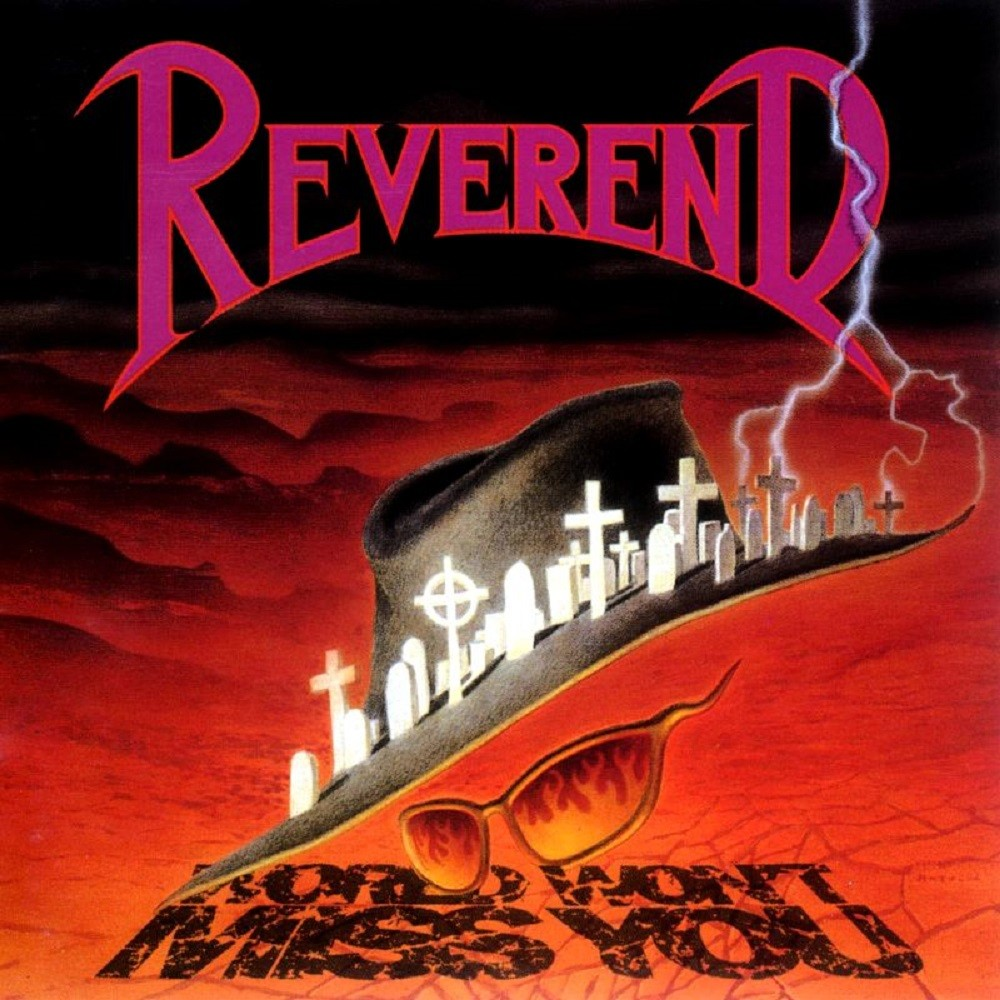 Reverend - World Won't Miss You (1990) Cover