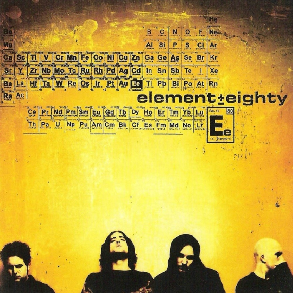 Element Eighty - Element Eighty (2003) Cover