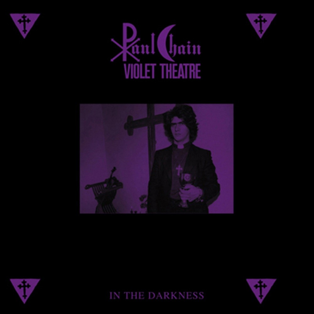 Paul Chain - In the Darkness (1986) Cover