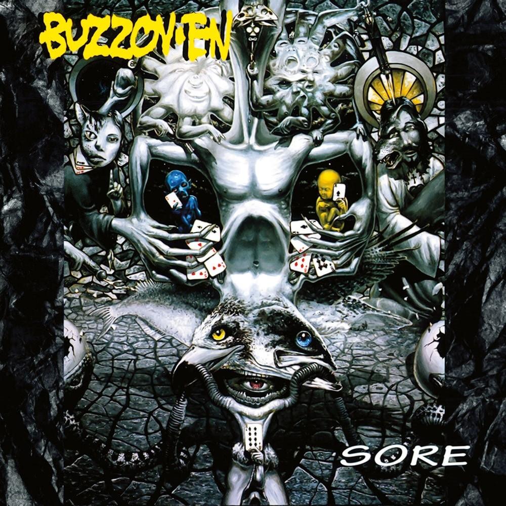Buzzov•en - Sore (1994) Cover