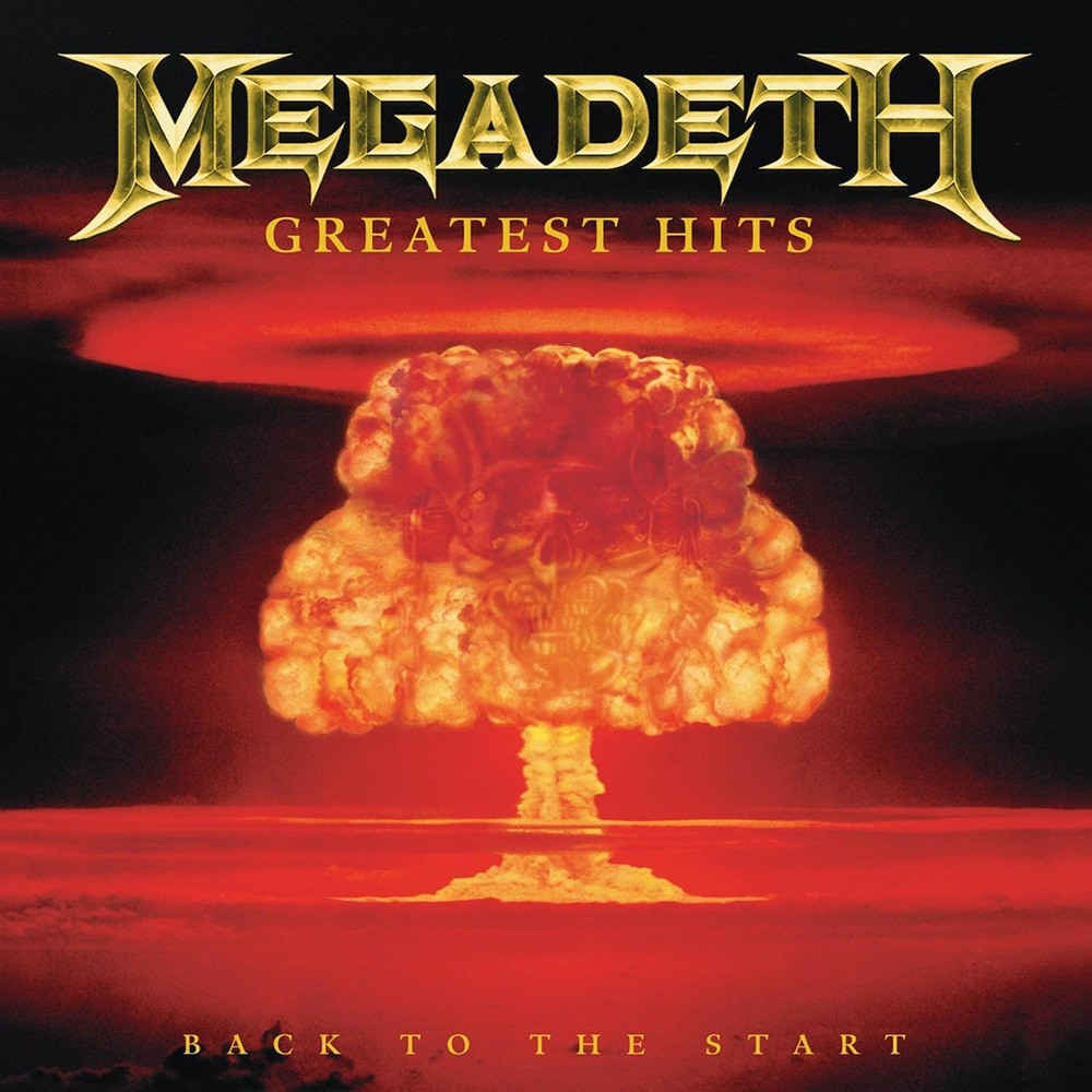 Megadeth - Greatest Hits: Back to the Start (2005) Cover