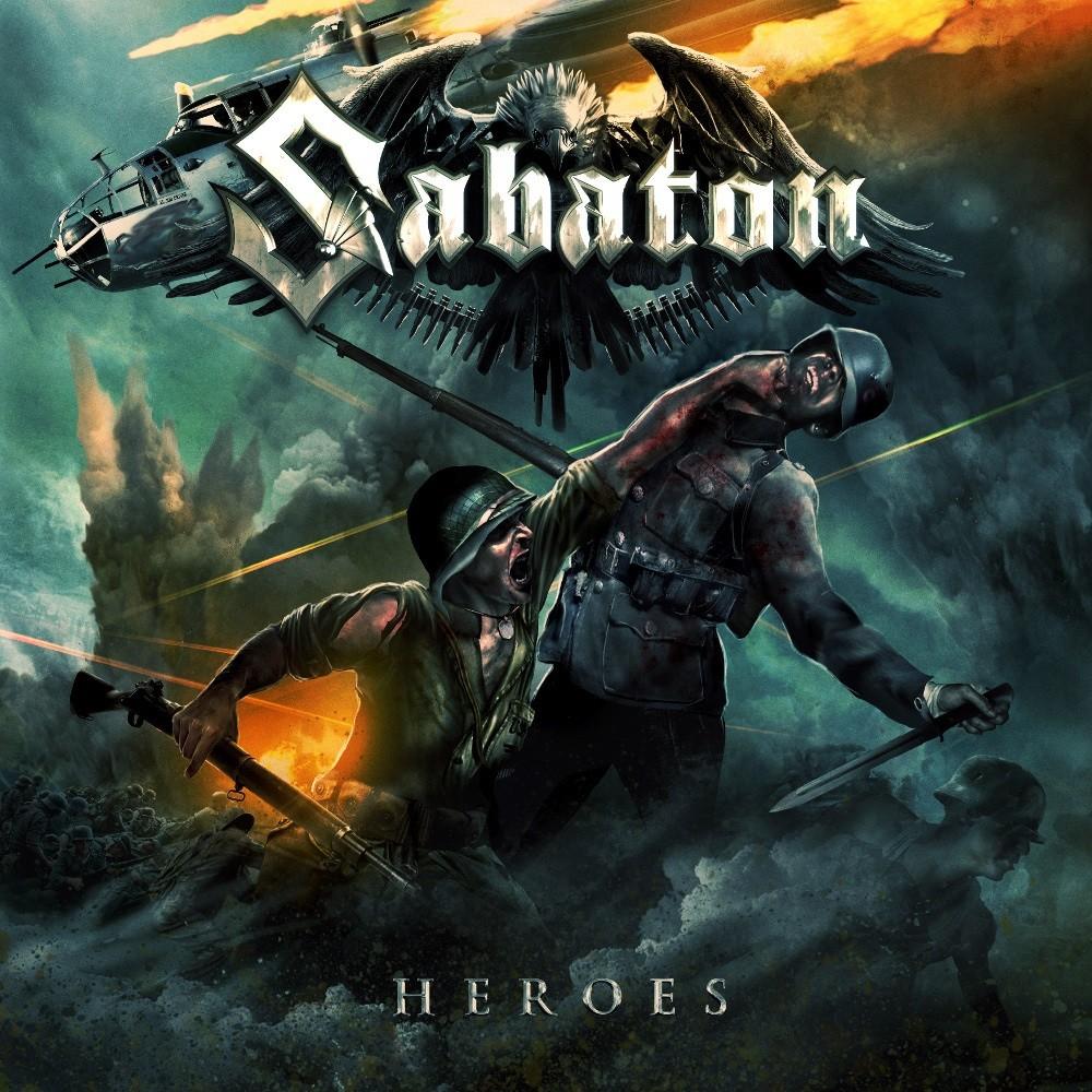 Sabaton - Heroes (2014) Cover