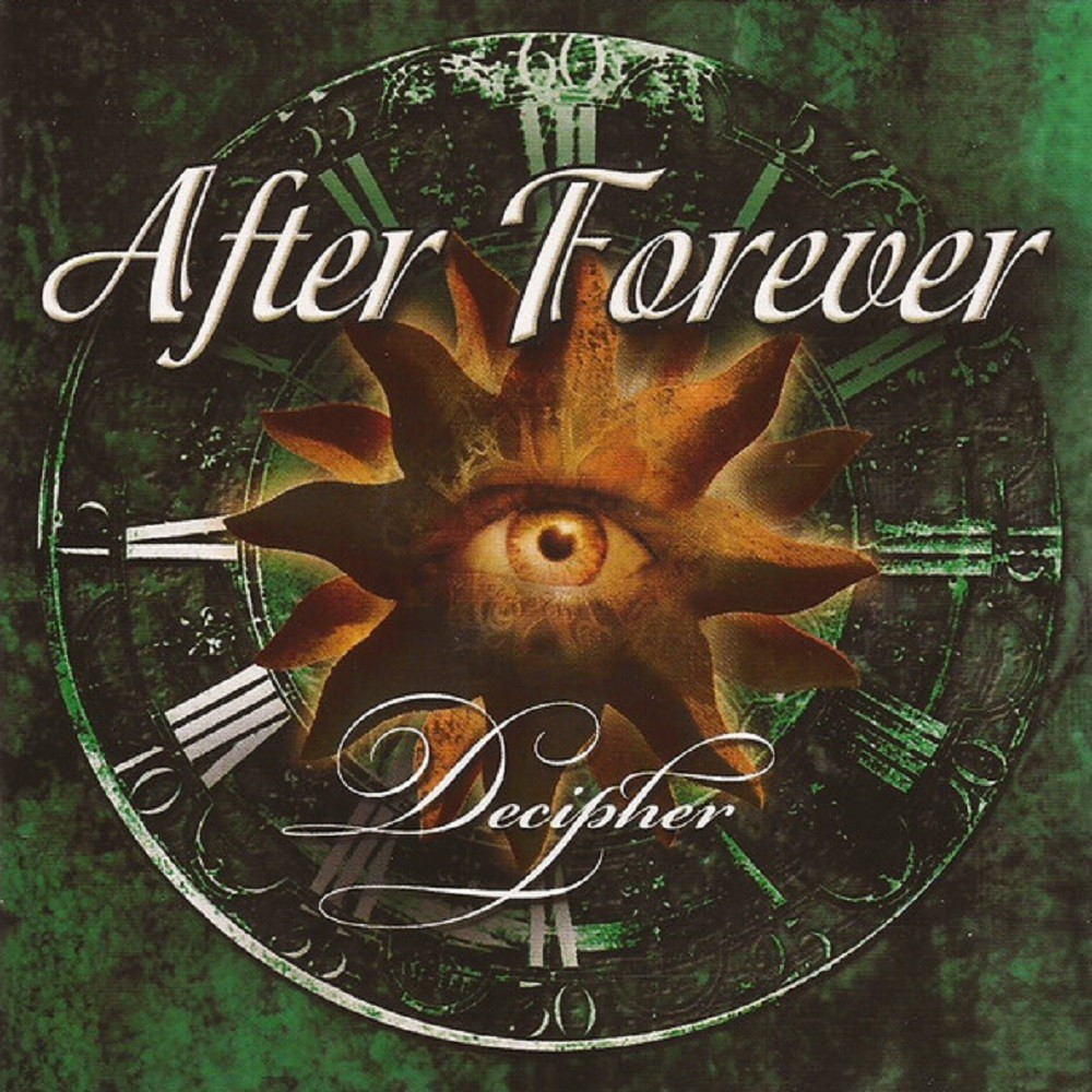 After Forever - Decipher (2001) Cover