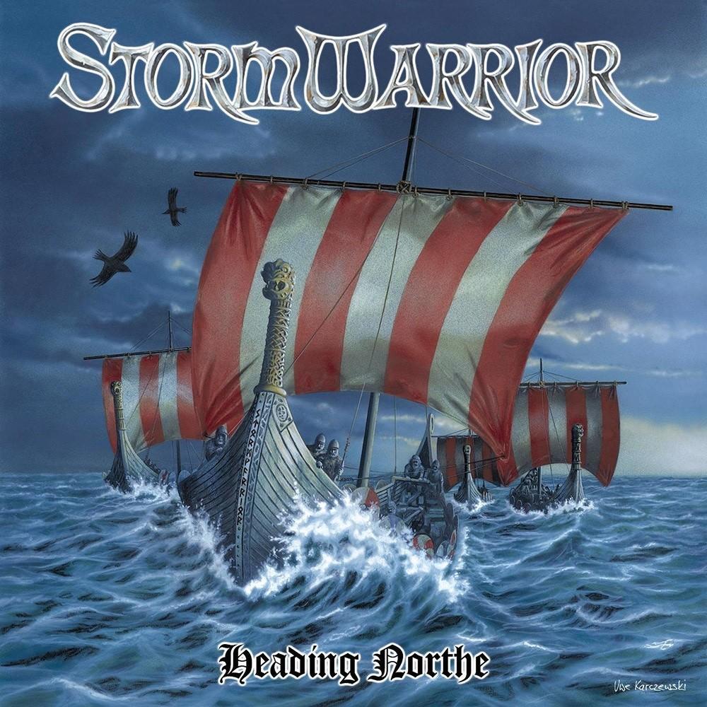 Stormwarrior - Heading Northe (2008) Cover