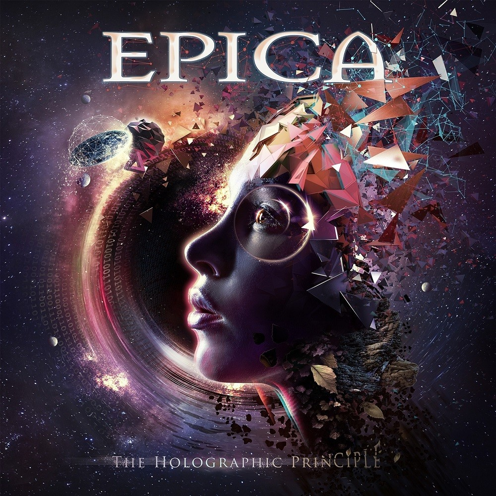 Epica - The Holographic Principle (2016) Cover