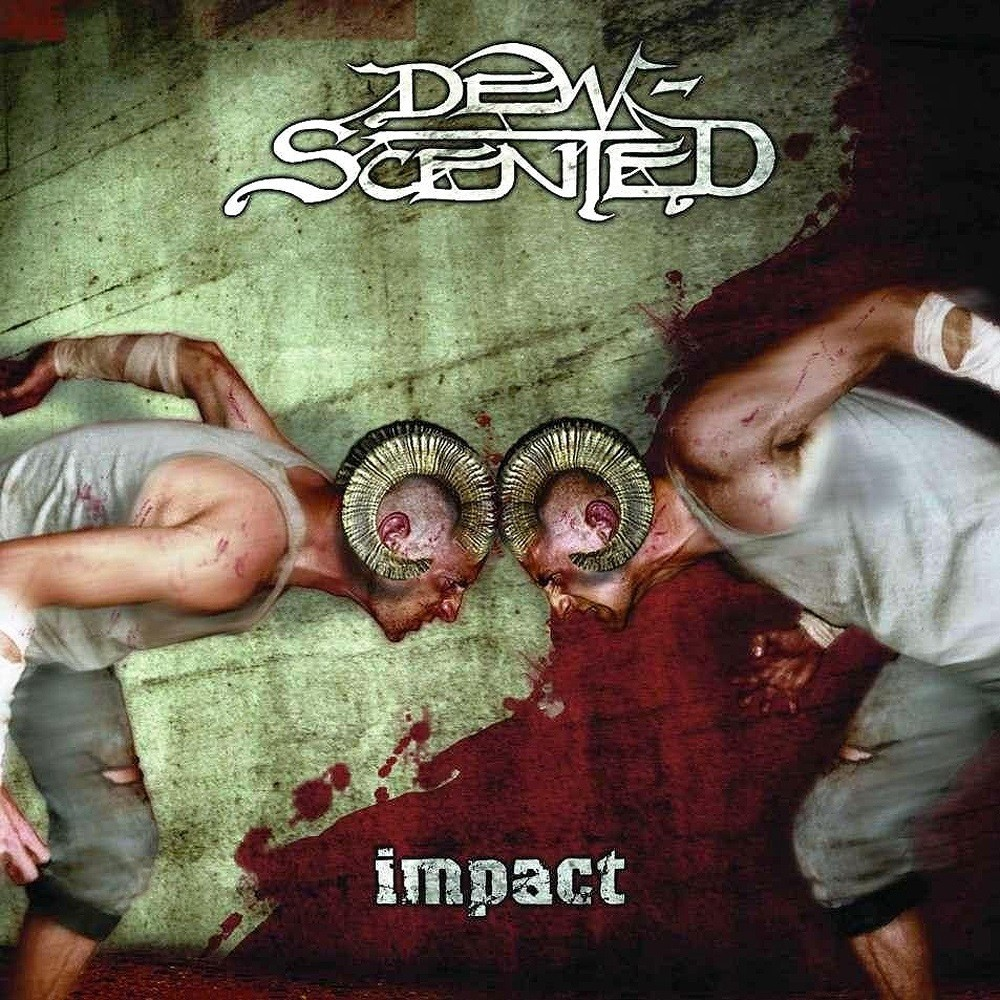 Dew-Scented - Impact (2003) Cover
