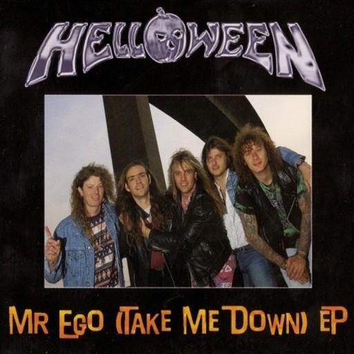 Helloween - Mr. Ego (Take Me Down) EP 1994