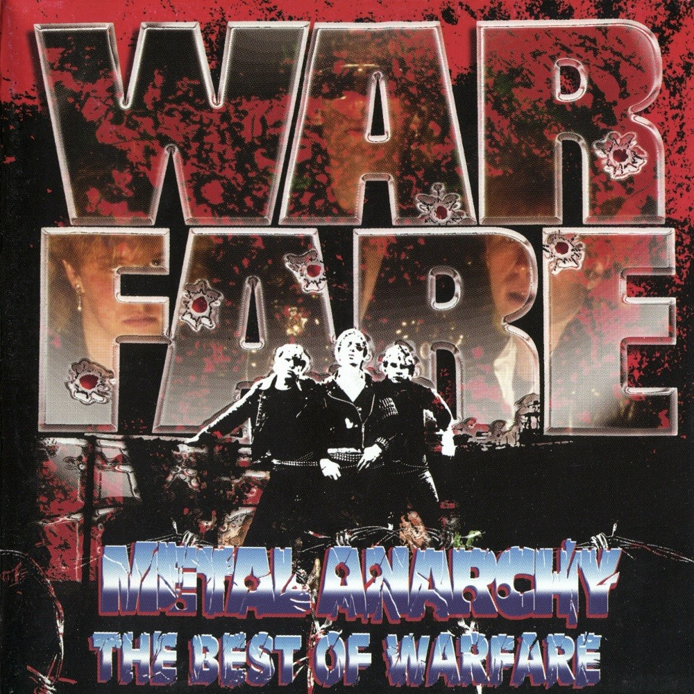 Warfare - Metal Anarchy: The Best of Warfare (2002) Cover