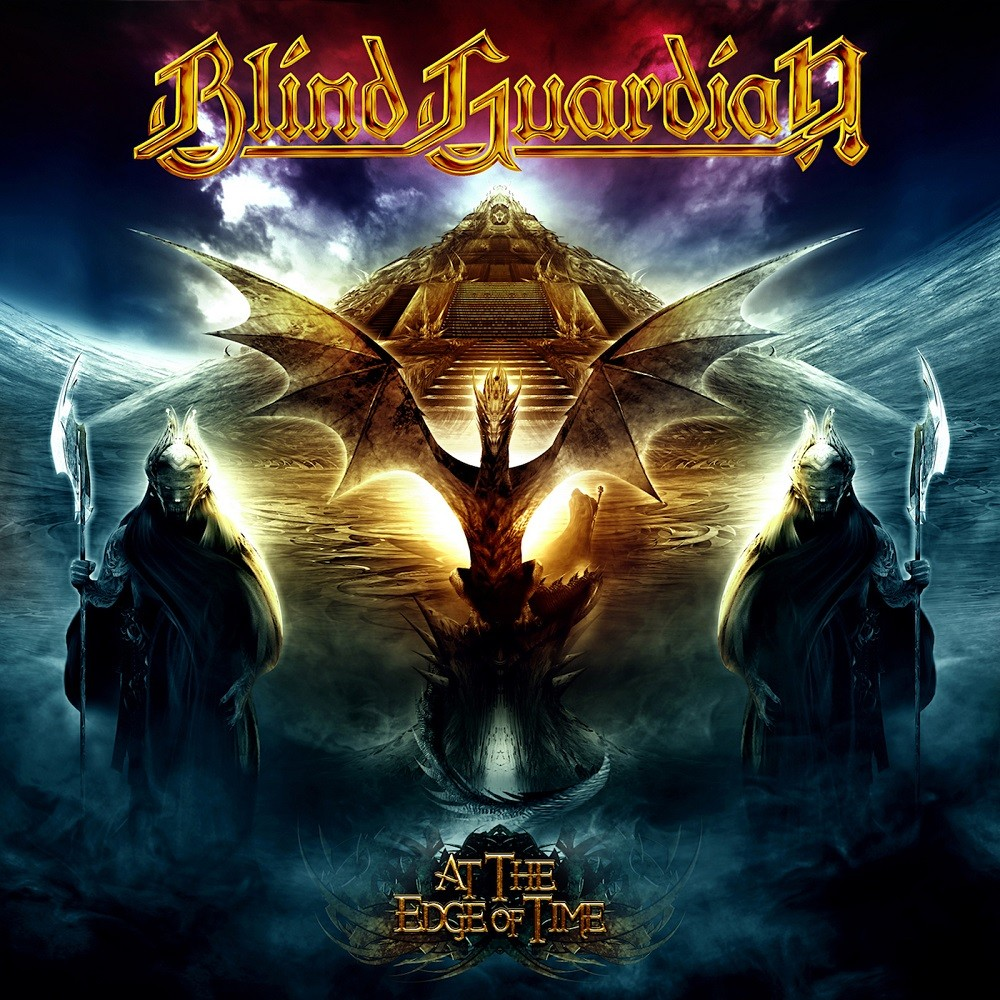 Blind Guardian - At the Edge of Time (2010) Cover