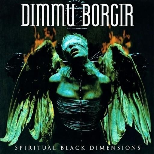 Dimmu Borgir - Spiritual Black Dimensions 1999
