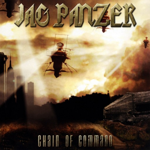 Jag Panzer - Chain of Command 2004