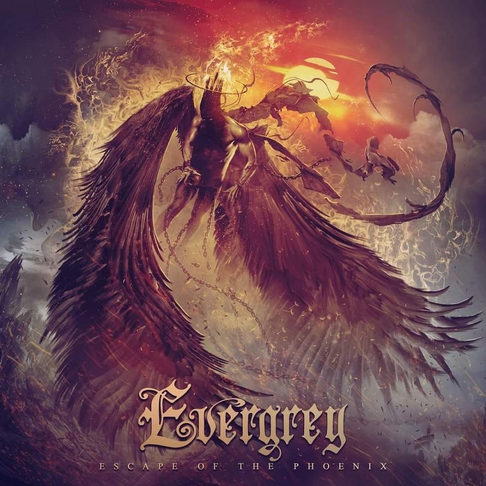 Evergrey - Escape of the Phoenix (2021) Cover