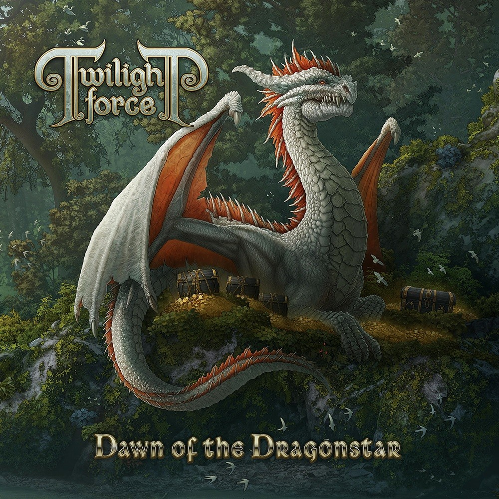 Twilight Force - Dawn of the Dragonstar (2019) Cover