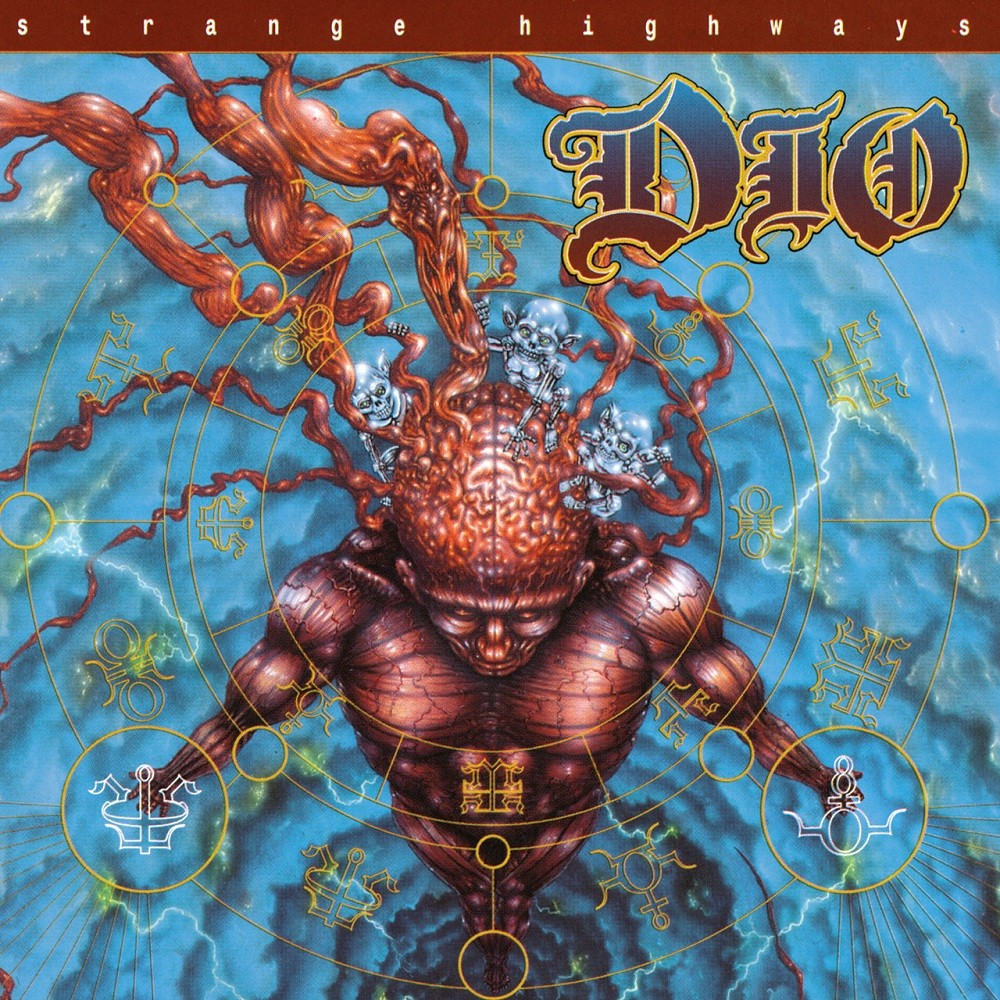 Dio - Strange Highways (1994) Cover