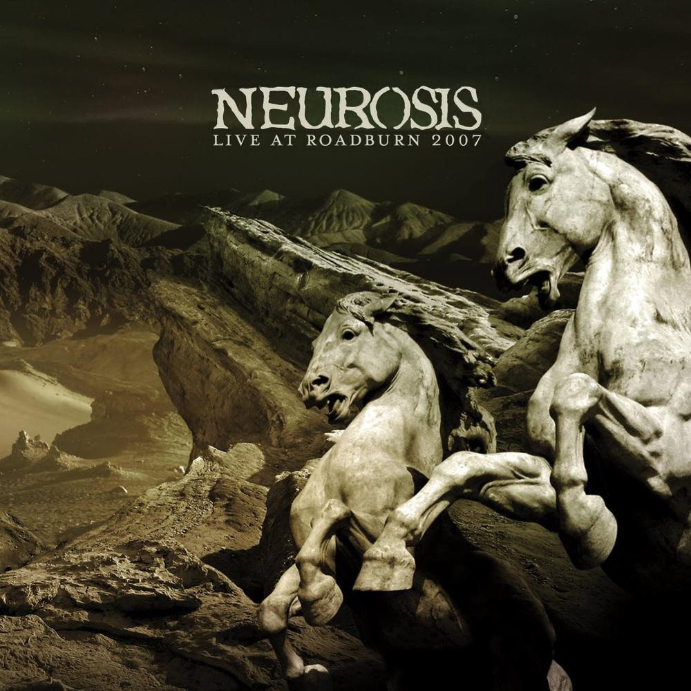 Neurosis - Live at Roadburn 2007 (2010) Cover