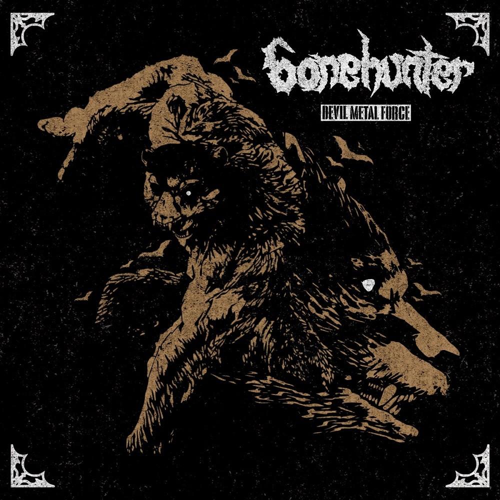 Bonehunter - Devil Metal Force