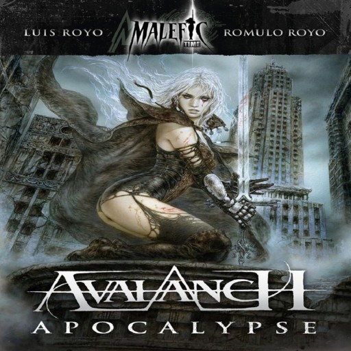 Avalanch - Malefic Time Apocalypse 2011