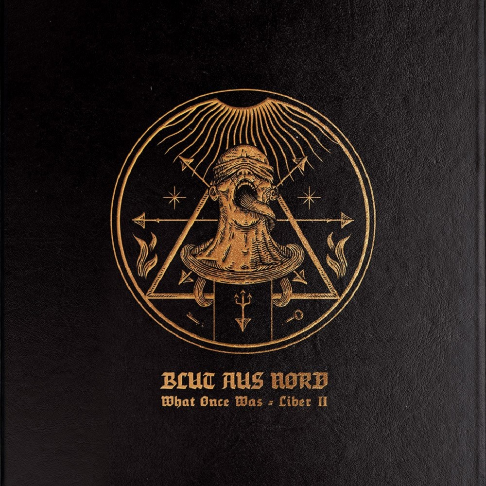 Blut aus Nord - What Once Was... Liber II (2012) Cover