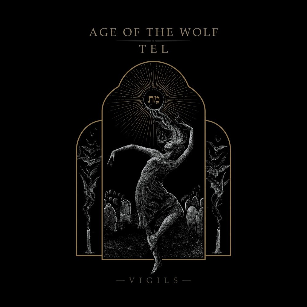 Age of the Wolf / Tel - Vigils (2021) Cover