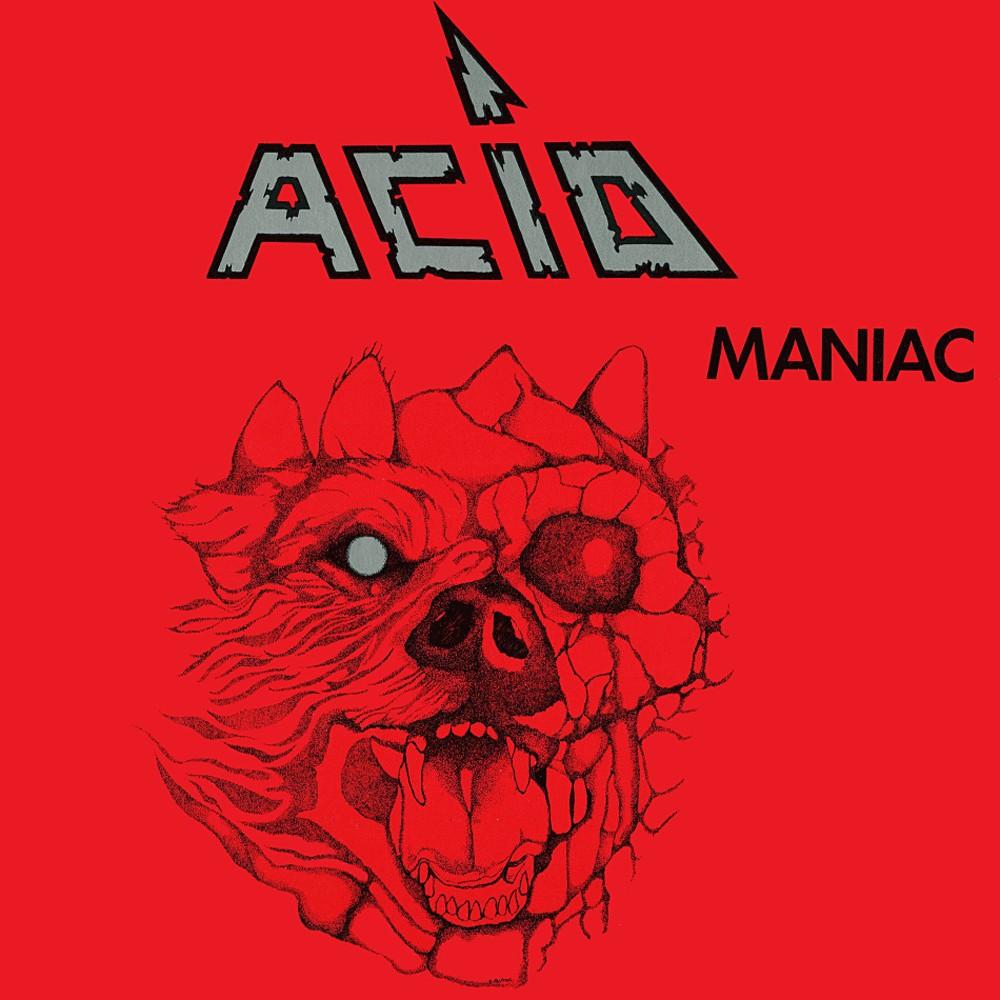 Acid - Maniac (1983) Cover