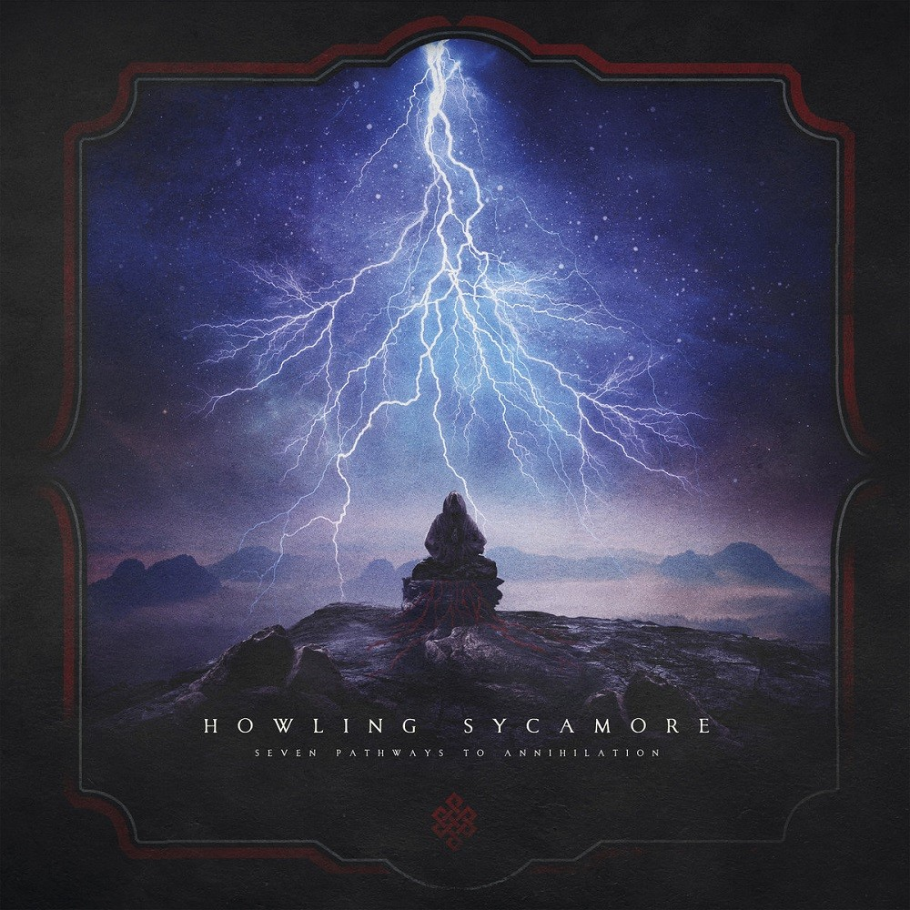 Howling Sycamore - Seven Pathways to Annihilation (2019) Cover