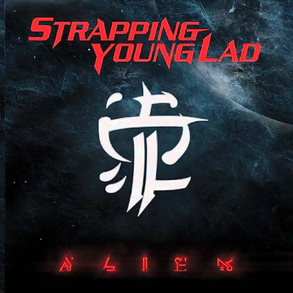 Strapping Young Lad - Alien (2005) Cover