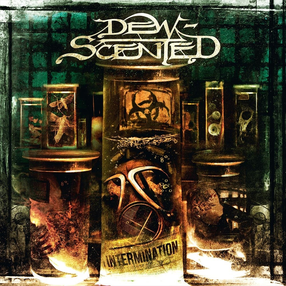Dew-Scented - Intermination (2015) Cover