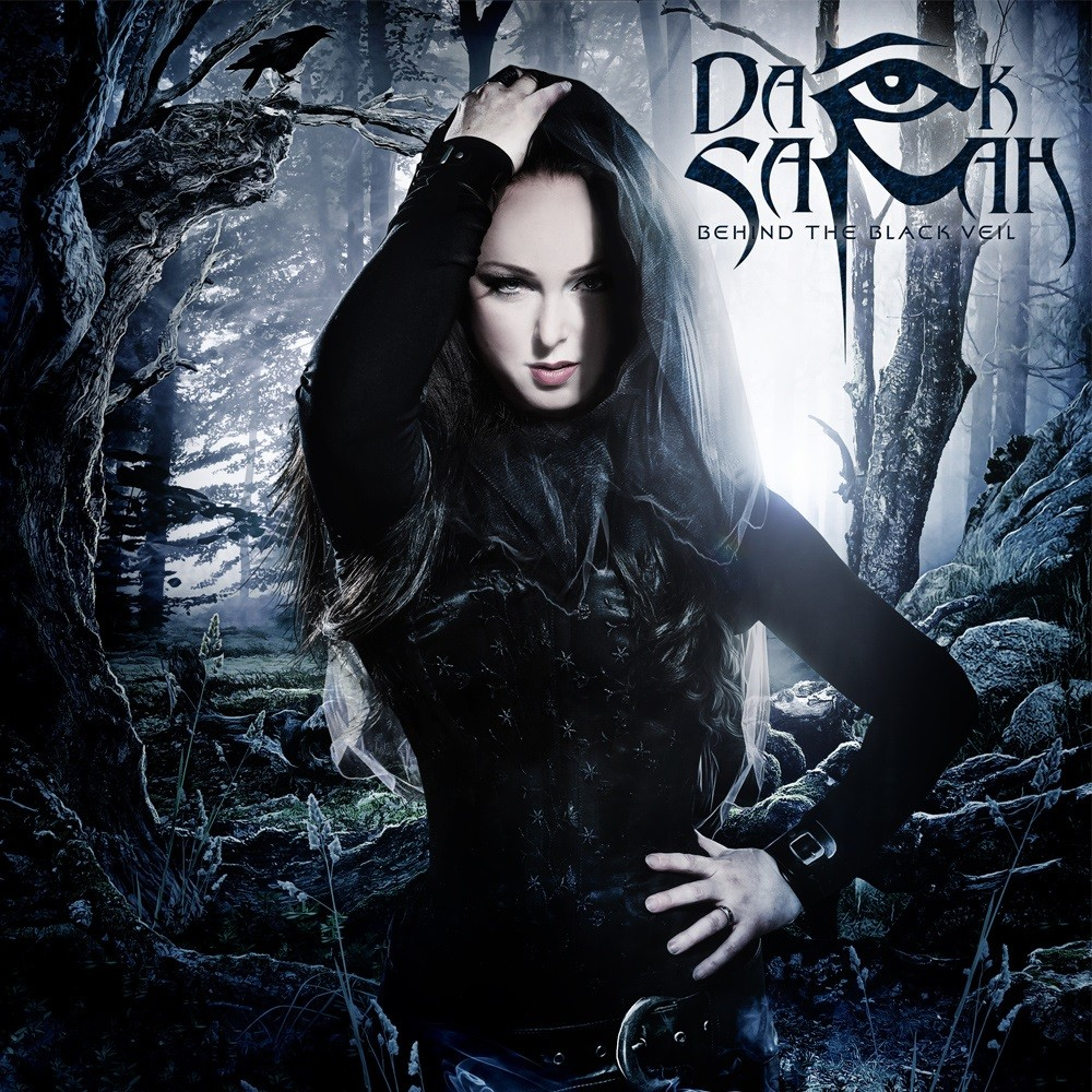 Dark Sarah - Behind the Black Veil (2015) Cover