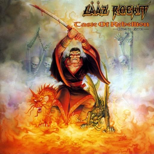 Lååz Rockit - Taste of Rebellion 1992