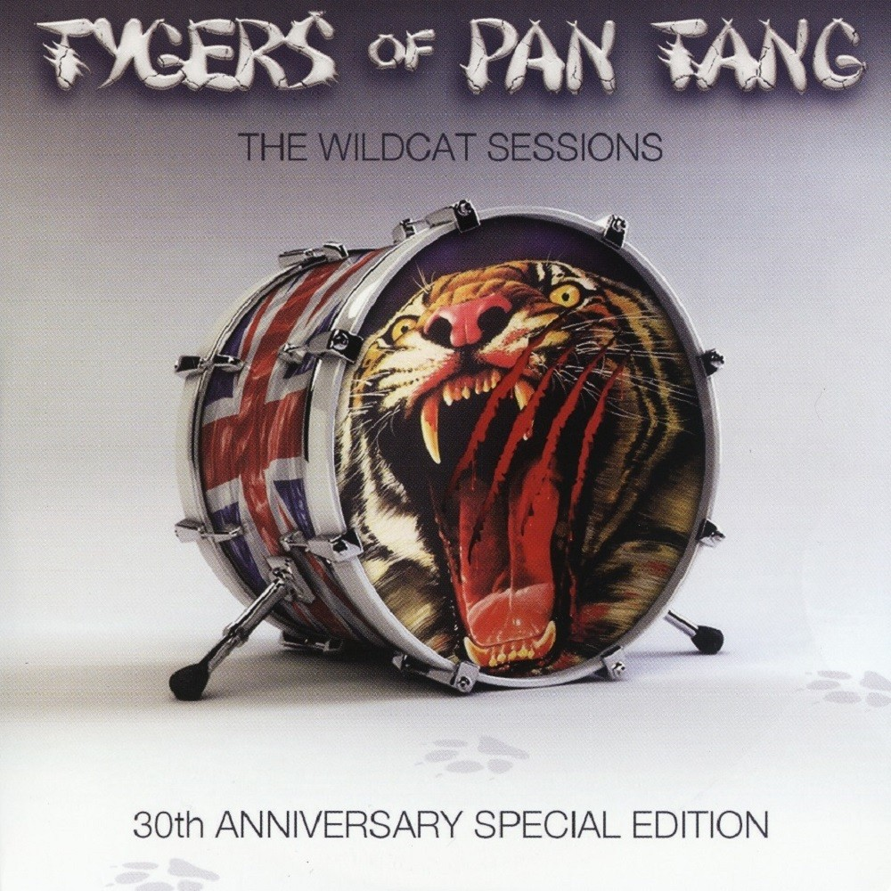 Tygers of Pan Tang - The Wildcat Sessions (2010) Cover