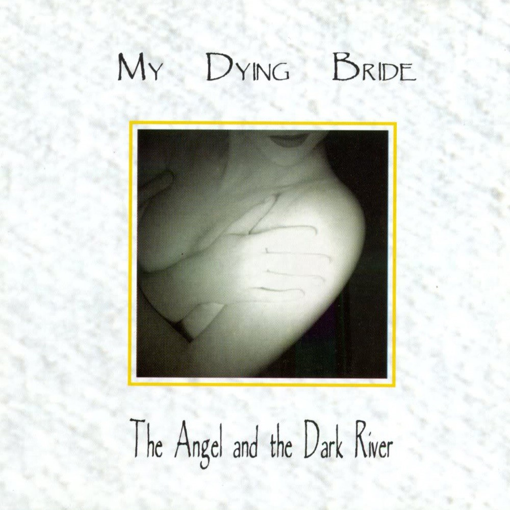 My Dying Bride - The Angel and the Dark River (1995) Cover