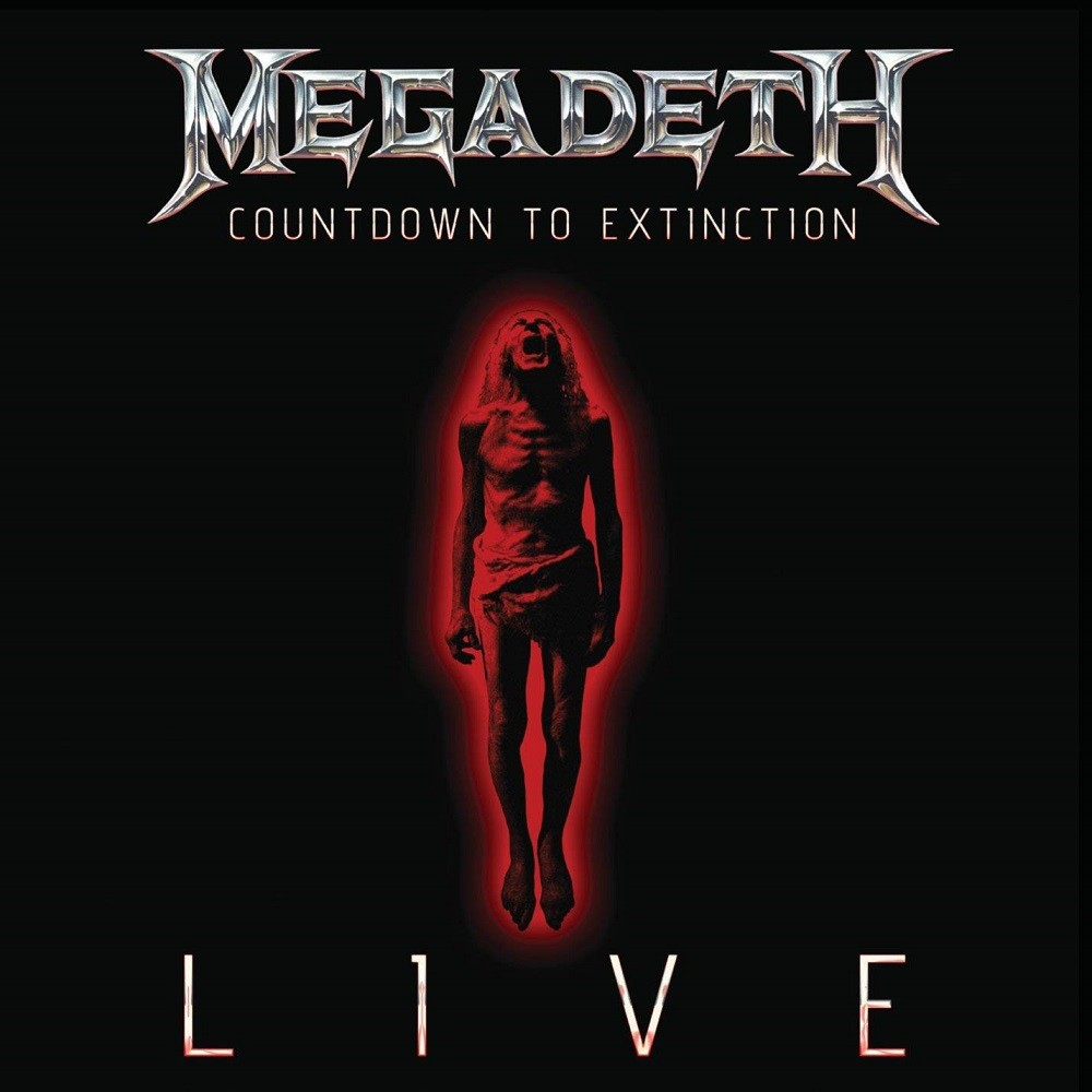 Megadeth - Countdown to Extinction: Live (2013) Cover