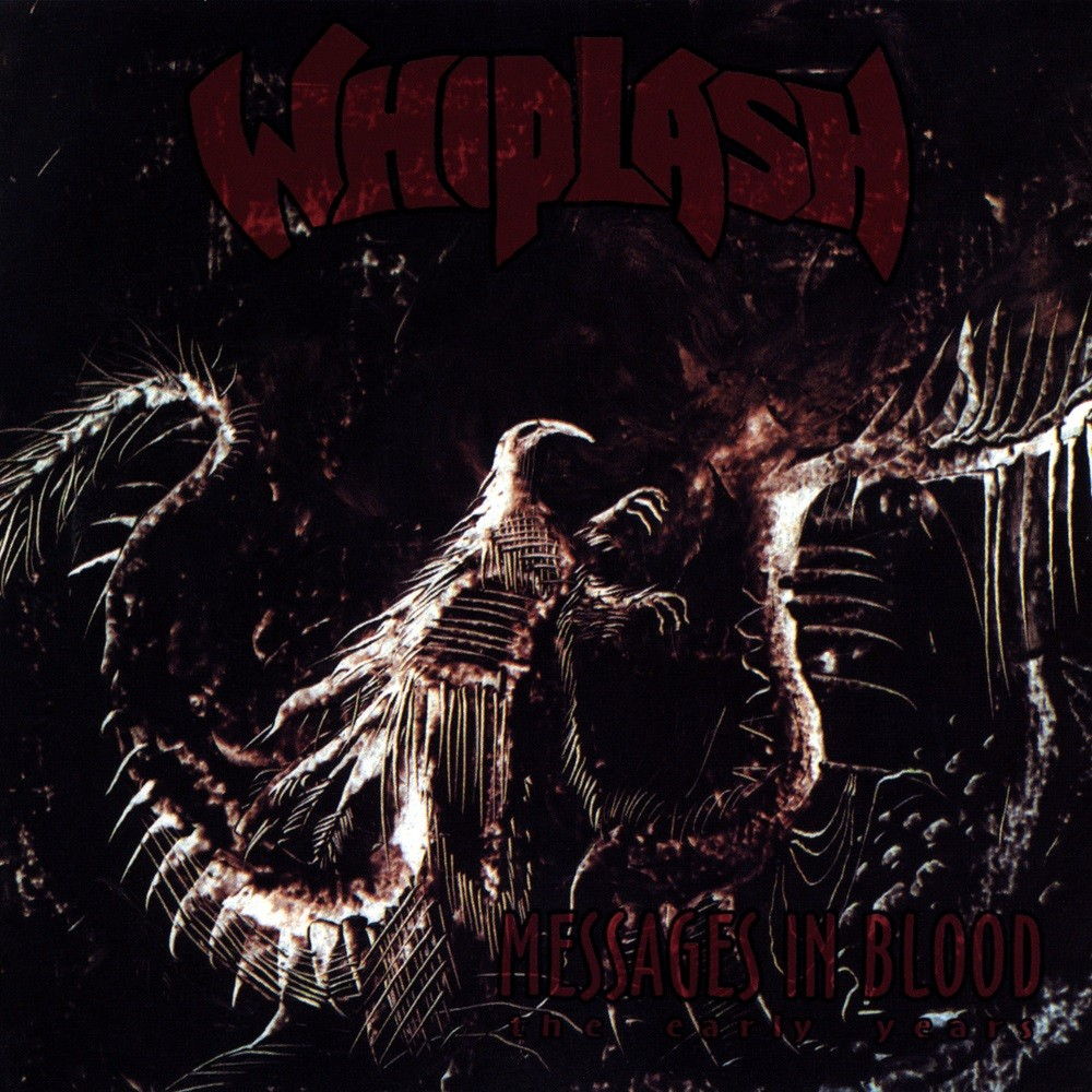 Whiplash - Messages in Blood (1999) Cover