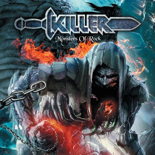 Killer - Monsters of Rock 2015