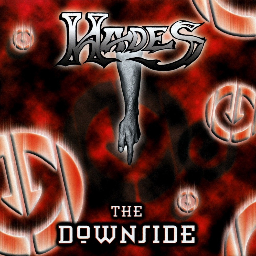 Hades - The Downside (2000) Cover